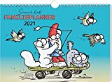 FAMILIEPLANNER 2021 SIMON'S CAT - FSC MIX CREDIT